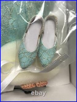 14 Tonner Walt Disney Showcase Aladdin Princess Jasmine Beautiful Doll MIB