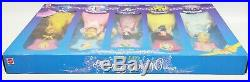 1994 Mattel Disney's Musical Princess Collection Gift Set No. 11757 NRFB