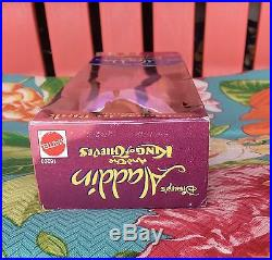1996 Mattel #16200 Disney's Aladdin Princess in Pink Jasmine Doll NRFB VHTF
