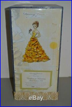 2010 Limited Edition Disney Princess DESIGNER COLLECTION BELLE 7560 out of 8000