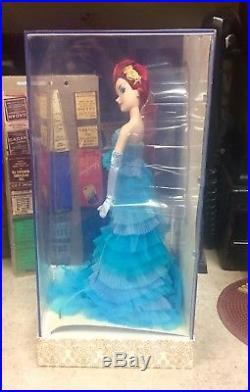 2011 Disney Designer Princess Limited Edition Doll Ariel #1520/8000