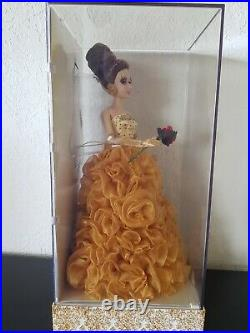 2011 Disney Princess BELLE Designer Fashion Doll Collection LIMITED EDITION New