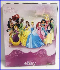 2016 Disney Store Princess Classic 12 Barbie Collection Gift Set 11 Dolls NEW