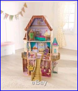 20! A. Kidkraft Disney Princess Belle Enchanted Dollhouse Fits Barbie Sized Dolls