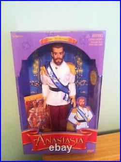 Anastasia Czar Nicholas II Doll 1997 Galoob # 22994 NIB MINT Barbie size