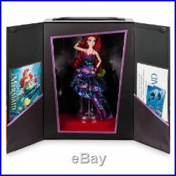 Ariel Disney Designer Collection Premiere Series Doll Princess Mermaid LE 4500