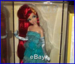 Ariel Disney Designer Princess Doll Nib