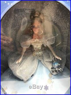 Authentic Cinderella Special Edition Doll Disney Store Collector Exclusive 2005