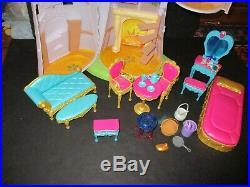 Barbie Tangled Rapunzel Tower Castle Furniture Disney Princess Dollhouse 42