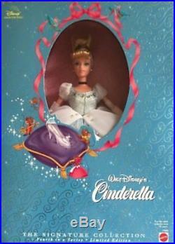 Barbiedisneycinderellaaschenputtelprincess/vintagesignature Collection