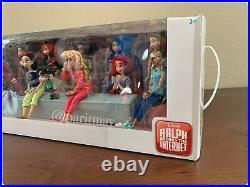Best Gift Disney Store Vanellope with''Comfy Princesses'' Dolls Gift Set (NIB)