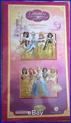 Brass Key Enchanted Tales Disney Princess Ariel Porcelain Doll 2007