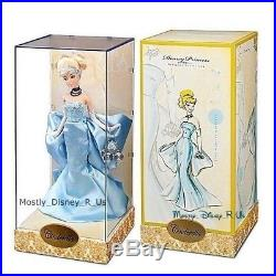 Cinderella Designer Disney Store Princess Doll LE # 0393//8000 Limited Edition