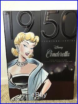Cinderella Disney Designer Premiere Series Princess Doll Limited Edition