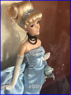 Cinderella Disney Designer Princess Collection Fashion Doll LIMITED EDITION LE