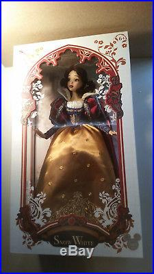 D23 EXPO 2017 Disney Store Exclusive Snow White Princess Doll Limited LE 1023