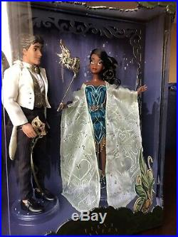D23 Expo 2019 Masquerade Designer Dolls Disney Tiana LE Princess & the Frog