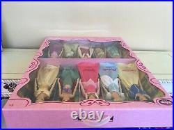 DISNEY Classic Film Collection- 10 Princess Dolls (NEW UNOPENED)