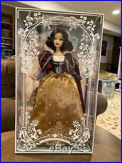 DISNEY D23 2017 Exclusive Princess SNOW WHITE 17 LE LIMITED EDITION DOLL