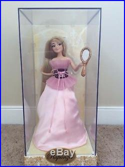 DISNEY Limited Edition Princess Designer Rapunzel Doll LE 6000