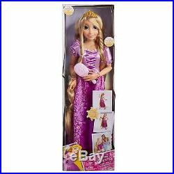 DISNEY PLAYDATE RAPUNZEL 32 INCH MY SIZE DOLL JAKKS NEW Princess