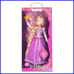 DISNEY RAPUNZEL Deluxe Singing Doll 17 (tangled) New in box