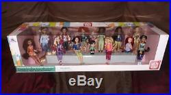 DIsney Princesses & Vanellope Ralph breaks Internet Princess 13 Mini Dolls Set