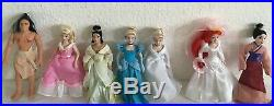 Deagostini Disney Princess & Prince, s Porcelain Collectable Doll Bundle x 24