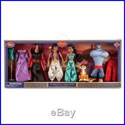 Disney Aladdin Deluxe Doll Gift Set. New Unopened