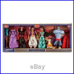 Disney Aladdin Deluxe Doll Gift Set-new