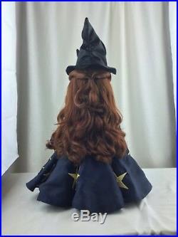 Disney Animator Belle Doll Repainted Custom WIZARD Full sets