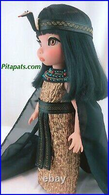 Disney Animator doll repainted custom Pocahontas Cleopatra Custom