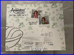 Disney Animators' Collection 16 Ariel Deluxe Doll Bathtub Gift Set RARE NIB NEW