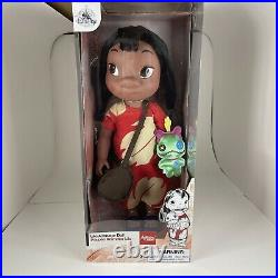 Disney Animators' Collection 16 Toddler Doll Lilo New