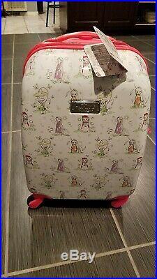 Disney Animators Collection Princess Luggage
