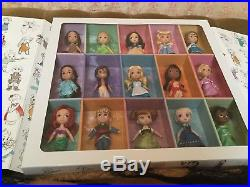 Disney Animators Dolls Collection New