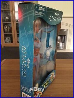 Disney Atlantis Doll