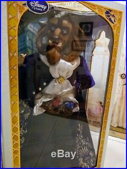 Disney BEAUTY AND THE BEAST 18 BEAST DOLL NEW 2016 LIMITED EDITION