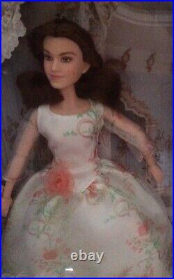 Disney Beauty And The Beast Royal Celebration Princess And Prince Doll Set