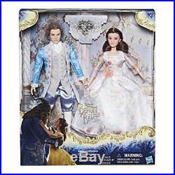 Disney Beauty & The Beast Royal Celebration Princess Doll Belle & Prince Hasbro