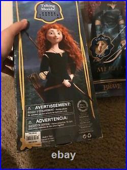 Disney Brave Merida Talking Doll 17'' 1 Unit