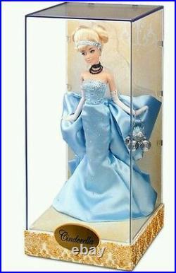 Disney Cinderella Princess Designer Doll Limited Edition-new