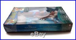 Disney Crystal Princess KIDA doll ATLANTIS Mattel 2000 light-up figure RARE