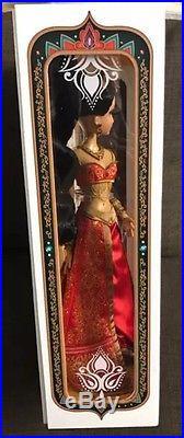 Disney D23 Expo Princess Jasmine Aladdin Red Slave Dress Doll 17 500 Nib 2015