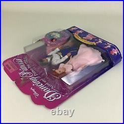 Disney Dancing Princess Ariel & Prince Eric Dolls Gift Set Vintage 1997 Mattel