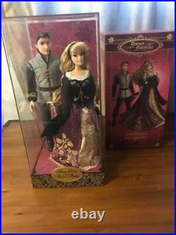 Disney Designer Collection Dolls Prince Philip and Auorra