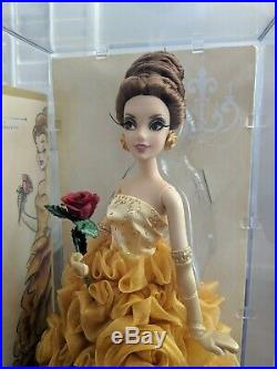 Disney Designer Doll LE 8000 Princess Collection Beauty and the Beast Belle 2011