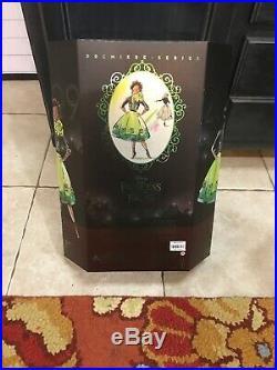Disney Designer Doll Tiana Premiere Series Collection Princess & Frog LE 4000