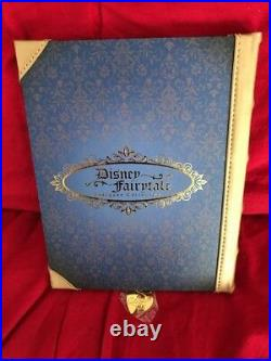 Disney Designer Fairytale Doll Collection Princess Rapunzel Tangled Journal LE