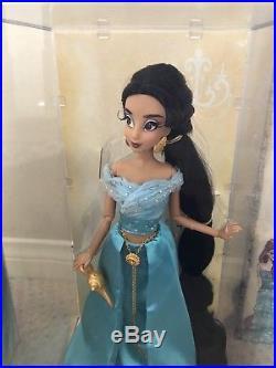 Disney Designer LE Princess Jasmine Doll LIMITED EDITION Aladdin